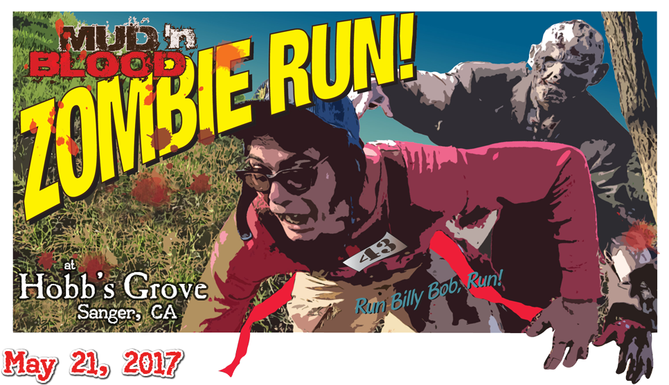 Zombie Run at The Grove